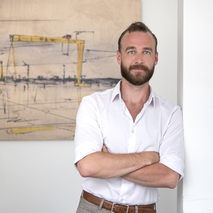 Meet the experts - Colin Davey