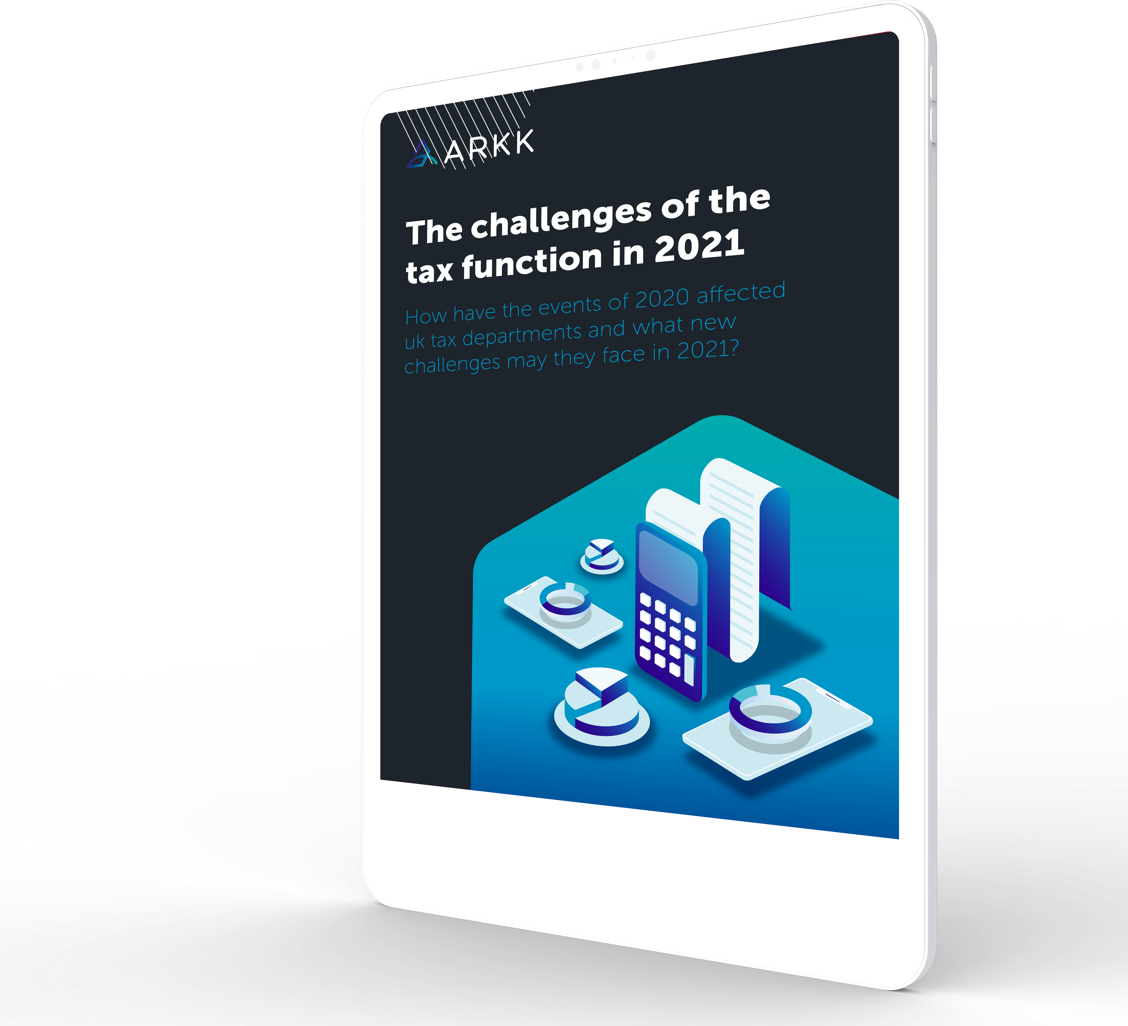 The challenges of the tax function in 2021 report icon